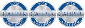 caliper certified seal 2016