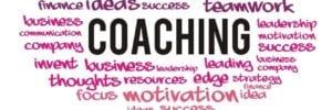 coaching word web