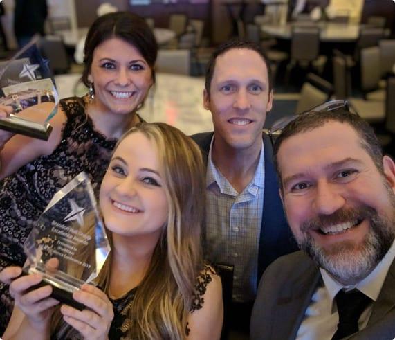Caliper award winners